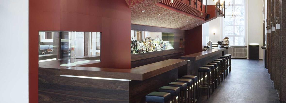 Titelbild / cafe-central / ©Jens Kirchner I Düsseldorf
